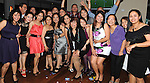 Mary Jane Posadas celebrating her 40th birthday in Brú with all her friends. Photo: Colin Bell/pressphotos.ie