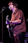 Jay Farrar performs at the Big River Project:The Music of Johnny Cash. A tribute at the World Financial Center 7/26/08.
