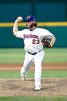 Graham Godfrey - Midland Rockhounds.2009 Texas League All-Star game held at Dr. Pepper Ballpark, Frisco, TX - 07/01/2009. The game was won by the North Division, 2-1..Photo by:  Bill Mitchell/Four Seam Images