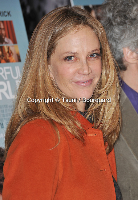 Ally Walker _04  -<br /> Wonderful World Premiere at the DGA in Los Angeles.