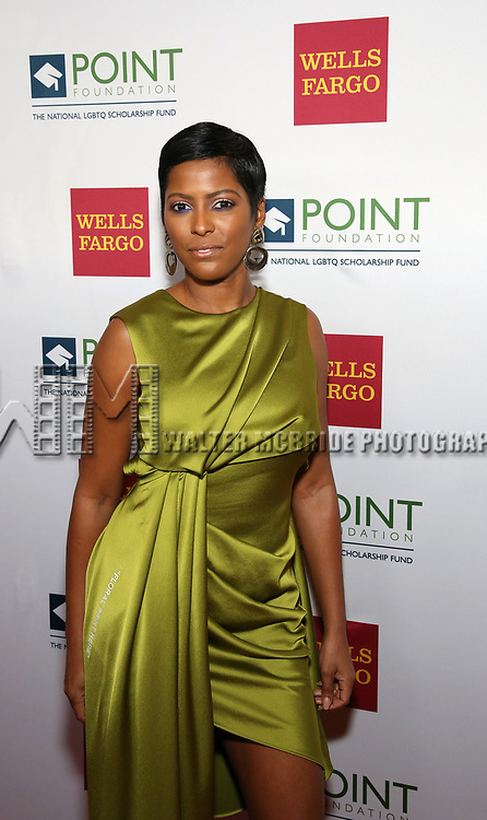 attends the Point Foundation hosts Annual Point Honors New York Gala Celebrating The Accomplishments Of LGBTQ Students at The Plaza Hotel on April 9, 2018 in New York City.