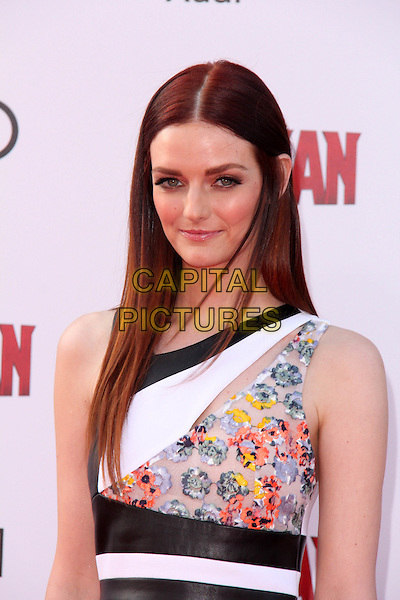 HOLLYWOOD, CA - JUNE 29: Lydia Hearst at the premiere of Marvel's 'Ant-Man' at the Dolby Theatre on June 29, 2015 in Hollywood, California. <br /> CAP/MPI/DC/DE<br /> &copy;DE/DC/MPI/Capital Pictures