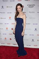 NEW YORK, NY - NOVEMBER 19: Melissa George at the 40th International Emmy Awards in New York. November 19, 2012. © Diego Corredor/MediaPunch Inc. /NortePhoto