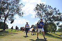 Marc Leishman (AUS) during the 3rd round of the Australian PGA Championship, Royal Pines Resort Golf Course, Benowa, Queensland, Australia. 01/12/2018<br /> Picture: Golffile | Anthony Powter<br /> <br /> <br /> All photo usage must carry mandatory copyright credit (&copy; Golffile | Anthony Powter)