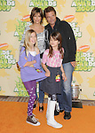 Lisa Rinna & Harry Hamlin w/ daughters at The 2009 Nickelodeon's Kids Choice Awards held at Pauley Pavilion in West Hollywood, California on March 28,2009                                                                     Copyright 2009 Debbie VanStory/RockinExposures