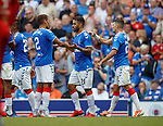 14.07.2019: Rangers v Marseille: Daniel Candeias celebrates his second goal