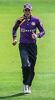 Picture by Harry Whitehead/SWpix.com - 02/05/2014 - T20 County Cricket - Yorkshire Vikings 2nd XI v Lancashire Lightining 2nd XI - Headingley Stadium, Leeds, Yorkshire, England -