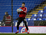 Michael Verrips of Sheffield Utd during the FA Cup match at the Madejski Stadium, Reading. Picture date: 3rd March 2020. Picture credit should read: Simon Bellis/Sportimage