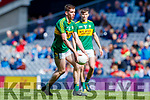 Barry Mahony Kerry in action against  Derry in the All-Ireland Minor Footballl Final in Croke Park on Sunday.