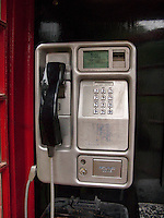 British Telecom payphone