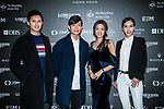Guests at the Longines Masters of Hong Kong at AsiaWorld-Expo on 11 February 2018, in Hong Kong, Hong Kong. Photo by Zhenbin Zhong / Power Sport Images