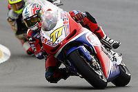 11.11.2012 SPAIN GP Generali de la Comunitat Valenciana Moto GP Race. The picture show James Ellison (British rider Paul Bird Racing ART)