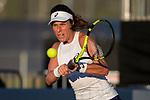Johanna Konta (GBR ) defeated Serena Williams (USA ) 6-1, 6-0