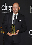Mihai Mălaimare Jr., winner of the Hollywood Cinematography Award, arrives at the 23rd Annual Hollywood Film Awards at The Beverly Hilton Hotel on November 03, 2019 in Beverly Hills, California