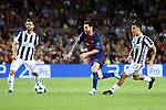 UEFA Champions League 2017/2018 - Matchday 1.<br /> FC Barcelona vs Juventus Football Club: 3-0.<br /> Lionel Messi vs Paulo Dybala.