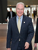United States Representative Tom Price (Republican of Georgia), US President-elect Donald J. Trump's selection to be US Secretary of Health and Human Services (HHS), walks to the Capitol Hill office of US Senator Chuck Grassley (Republican of Iowa) for a meeting in Washington, DC on Thursday, December 8, 2016.<br /> Credit: Ron Sachs / CNP