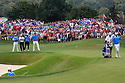 MIGUEL ANGEL JIMENEZ of the European Ryder Cup Team during the saturday foursomes of the 37th Ryder Cup Matches, September 16 - 21, 2008 played at Valhalla Golf Club, Louisville, Kentucky, USA ( Picture by Phil Inglis ).... ......