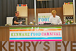 Food demonstrations took place throughout the weekend at the Kenmare Food Carnival which were a huge success.
