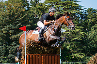 NZL-James Avery rides One Of A Kind during the Cross Country for the House of Waterford Crystal CCI3*-S. 2019 IRL-Sema Lease Camphire International Horse Trials. Cappoquin. Co. Waterford. Ireland. Sunday 28 July. Copyright Photo: Libby Law Photography