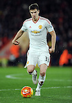 Paddy McNair of Manchester United<br /> - Barclays Premier League - Bournemouth vs Manchester United - Vitality Stadium - Bournemouth - England - 12th December 2015 - Pic Robin Parker/Sportimage