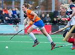 HUIZEN - Hockey - Nine Rijna (Bldaal)   Hoofdklasse hockey competitie, Huizen-Bloemendaal (2-1) . COPYRIGHT KOEN SUYK