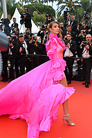 "CANNES, FRANCE. May 22, 2019: Lorena Rae at the gala premiere for ""Oh Mercy!"" at the Festival de Cannes.<br /> Picture: Paul Smith / Featureflash"