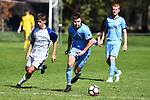 NELSON, NEW ZEALAND - APRIL 6: MPL - Nelson Suburbs v Selwyn Utd, 6 April 2019 in Nelson, New Zealand. (Photo by Chris Symes/Shuttersport Limited)