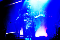 LONDON, ENGLAND - MAY 30: Beth Ditto performing at Electric Brixton on May 30, 2018 in London, England.<br /> CAP/MAR<br /> &copy;MAR/Capital Pictures