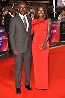 Viola Davis<br /> Widows opening gala ilm screeningat BFI London Film Festival<br /> In Leicester Square, London, England on October 10, 2018.<br /> CAP/PL<br /> &copy;Phil Loftus/Capital Pictures