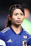 Aya Sameshima (JPN), <br /> DECEMBER 11, 2017 - Football / Soccer : <br /> EAFF E-1 Football Championship 2017 Women's Final match <br /> between Japan 1-0 China <br /> at Fukuda Denshi Arena in Chiba, Japan. <br /> (Photo by Naoki Nishimura/AFLO SPORT)