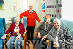 Enjoying the Castleisland Day Care Centre. Social event for the community on Sunday were Mary O'Connell, Bernie Leahy, Betty O'Shea, Kathleen Myers