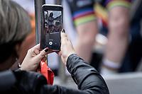 podium:<br /> <br /> World Champion Anna van der Breggen (NED/Boels Dolmans) wins her 5th Flèche in a row!  . <br /> <br /> 22nd la Flèche Wallonne Féminin 2019 (1.WWT)<br /> 1 Day Race: Huy – Huy 118,5km<br /> women's elite race<br /> <br /> ©kramon