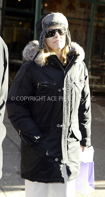 WWW.ACEPIXS.COM ** ** ** ....NEW YORK, JANUARY 21, 2005....Madonna braves the weather for a facial at a salon on extremely cold day in New York.....Please byline: Philip Vaughan -- ACE PICTURES... *** ***  ..Ace Pictures, Inc:  ..Alecsey Boldeskul (646) 267-6913 ..Philip Vaughan (646) 769-0430..e-mail: info@acepixs.com..web: http://www.acepixs.com