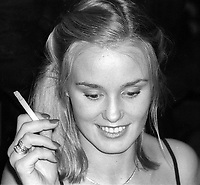Jessica Lange 1978<br />