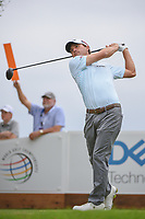 Kevin Kisner (USA) watches his tee shot on 3 during day 5 of the World Golf Championships, Dell Match Play, Austin Country Club, Austin, Texas. 3/25/2018.<br /> Picture: Golffile | Ken Murray<br /> <br /> <br /> All photo usage must carry mandatory copyright credit (© Golffile | Ken Murray)