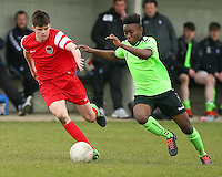 2016 04 Limerick v Cork City U17
