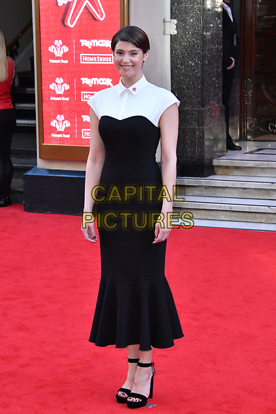 LONDON, ENGLAND - MARCH 15: Gemma Arterton at the Prince's Trust and Samsung Celebrate Success Awards 2017, The London Palladium, Argyll Street, London, England, UK, on Wednesday 15 March 2017.<br /> CAP/JOR<br /> &copy;JOR/Capital Pictures