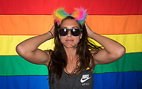 Sandy, UT - June 5, 2018: USWNT Pride Portraits.