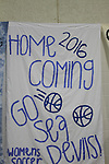 Homecoming Game Banners 2016