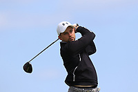 Keith Egan (Carton House) on the 10th tee during Round 4 of The East of Ireland Amateur Open Championship in Co. Louth Golf Club, Baltray on Monday 3rd June 2019.<br /> <br /> Picture:  Thos Caffrey / www.golffile.ie<br /> <br /> All photos usage must carry mandatory copyright credit (© Golffile | Thos Caffrey)