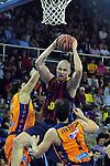 2014-11-16-FC Barcelona vs Valencia Basket Club: 76-57.