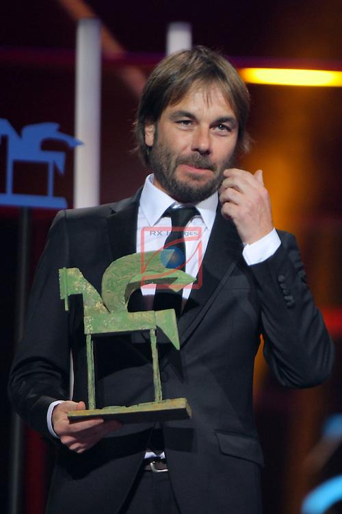 63 Premios Ondas.<br /> Gala de Entrega de los premios.<br /> Quim Masferrer.