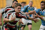 Kristian Ormsby takes on Josh Levi. Air NZ Cup week 4 game between the Counties Manukau Steelers and Northland played at Mt Smart Stadium on the 19th of August 2006. Northland won 21 - 17.