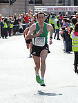 Keith Daly of Donore Harriers running in the Boyne 10K. Photo: Colin Bell/pressphotos.ie