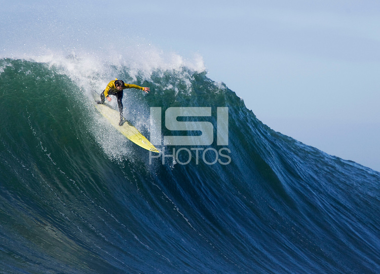 2008 Mavericks Surf Contest ®, January 12th 2008, Half Moon Bay, California