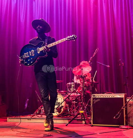 LAS VEGAS, NV - June 20, 2017: ***HOUSE COVERAGE*** Gary Clark Jr. performs at Brooklyn Bowl in Las vegas, NV on June 20, 2017. Credit: Erik Kabik Photography/ MediaPunch
