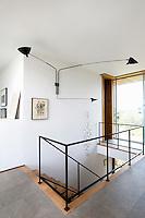 contemporary minimal staircase