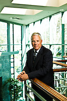 Allen Hamm pictures: Executive portrait photography of Allen Hamm of Superior LTC by San Francisco corporate photographer Eric Millette