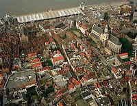 September 1999. Sint-Pauluskerk in Antwerpen.