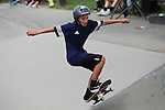 NELSON, NEW ZEALAND - February 18: Richmond Skate Park  Sport Tasman Tour on February 18 2017 in Nelson, New Zealand. (Photo by: Evan Barnes Shuttersport Limited)